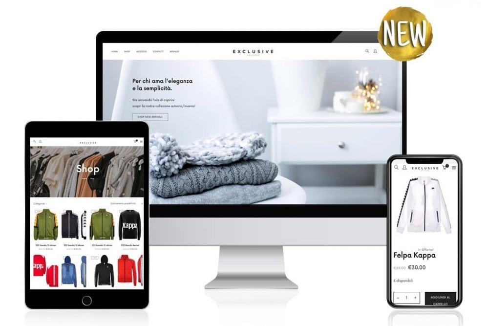 Creazione app e-commerce