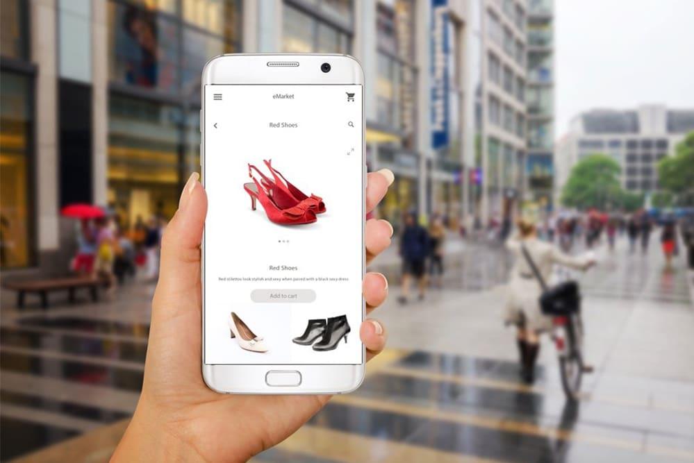 App e-commerce per acquisti online