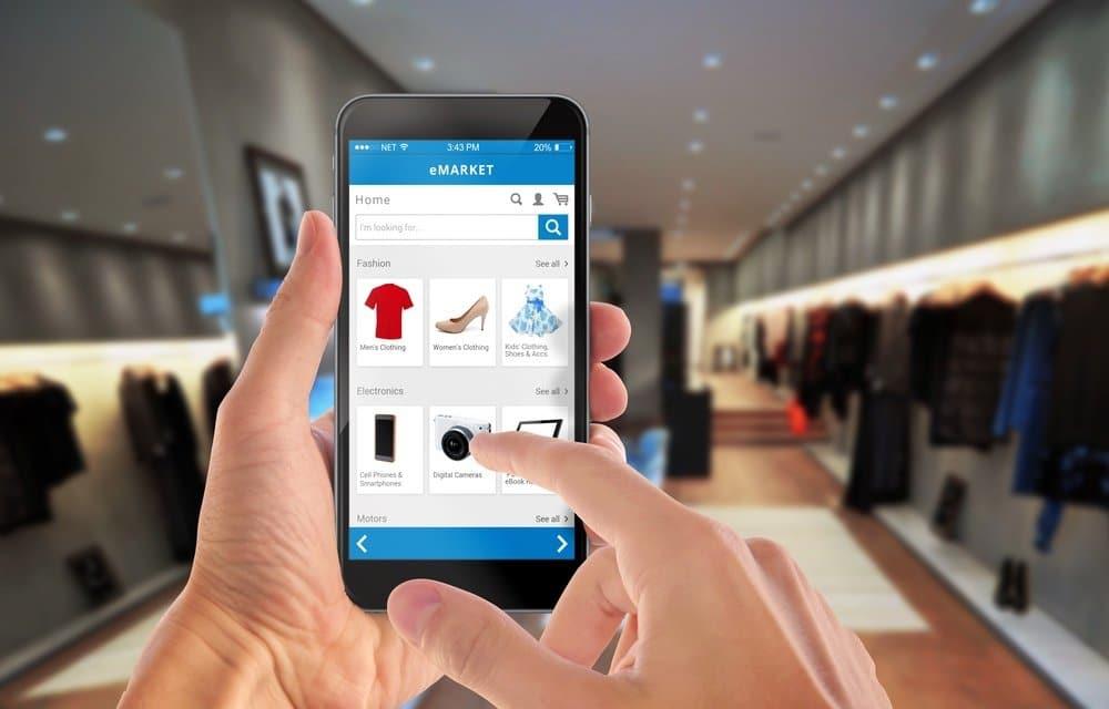 app per negozi