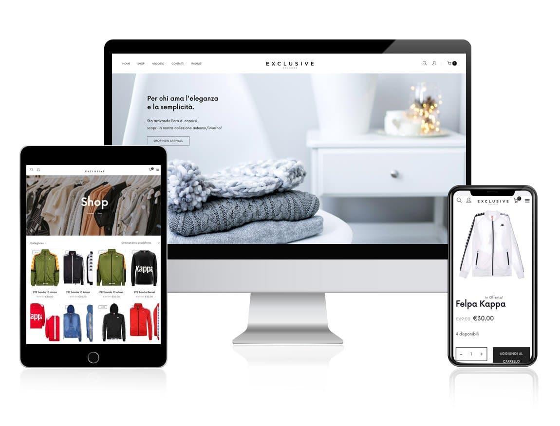 app per lo shopping, exclusive dragone