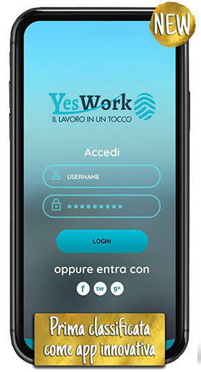 App Innovativa Yes Work